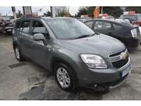 Chevrolet Orlando 2.0 VCDi ( 163ps ) auto 2012MY LT 7 seats ROOF DVD PLAYER