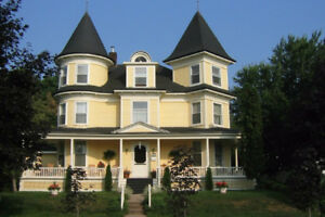 One of Miramichi's finest Queen Anne style Homes