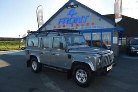 2012 LAND ROVER DEFENDER 110 TD XS STATION WAGON 2.2 DIESEL MANUAL 7 SEATER 4X4