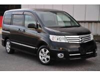 Nissan Serena direct Japan Import supplied fully UK reg