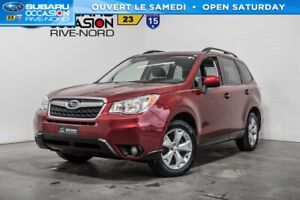 Subaru Forester Touring TOIT.PANO+MAGS+CAM.RECUL 2016