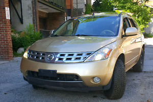 2003 NISSAN MURANO LADY DRIVE FULLY LOADED