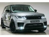 2019 Land Rover Range Rover Sport 3.0 SD V6 HSE Auto 4WD (s/s) 5dr SUV Diesel Au