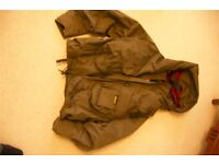 Nomad Aquarius Wading Jacket Size Large (Not New but in VGC)