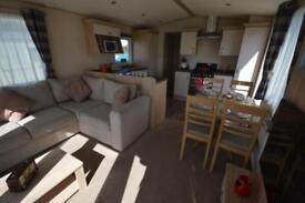 Static Caravan Nr Fareham Hampshire 3 Bedrooms 8 Berth ABI Sunningdale 2015