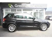 2012 BMW X3 XDRIVE20D SE GREAT VALUE FULL HISTORY ESTATE DIESEL