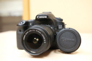 CANON 60D BODY - GREAT CONDITION