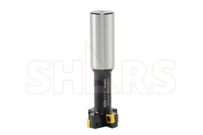 34 Indexable T Slot Milling Cutter Ccmt Insert 1 Weldon Shank New
