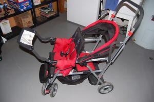 Joovy Sit & Stand Stroller