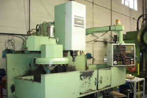 Leadwell 1000 Vertical Machining Center