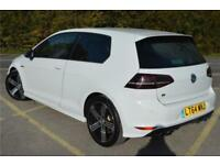 2014 Volkswagen Golf R 2.0 TSI 300 PS 6-speed Manual 3 Door Petrol white Manual