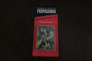 WWII Propaganda Diamond Edition Trading Card Set