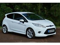 2009 FORD FIESTA 1.6 TDCi Zetec S 3dr VERY LOW MILEAGE