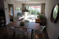 Condo neuf à louer / Brand New Furnished Apartment