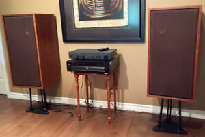 Vintage Quality Home Stereo System