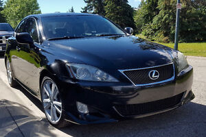 2007 Lexus IS 350 - Fully Loaded with Upgraded Exhaust System