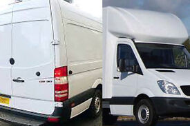 Professional Man and Van Hire From £15ph CALL NOW FOR BOOKING