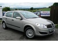 Vauxhall/Opel Astra Automatic petrol 2008