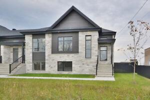 Belle maison neuve à louer