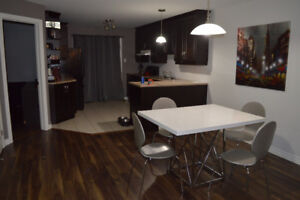 Semi-detached 4 bedroom home in Limoges ready December 1st.