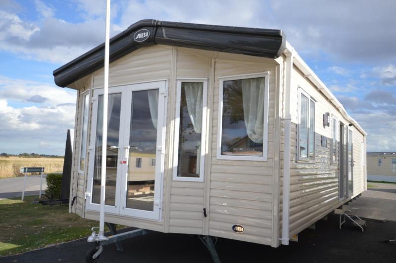 Static Caravan Steeple, Southminster Essex 2 Bedrooms 0 Berth ABI Fairlight
