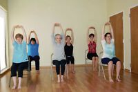 Yoga & Meditation for Limited Mobility - 8 Weeks, Mondays 7:30pm