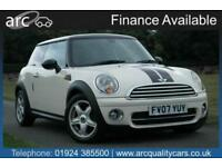 2007 Mini Hatchback 1.6 Cooper D 3dr 3 door Hatchback