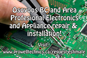 Electronic installs and troubleshooting in Osoyoos and area!