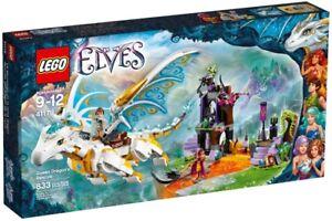 Lego Elves 41179 Queen Dragon's Rescue neuf scellé Briques Cité