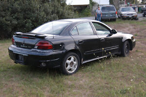 2004 Pontiac Grand Am Sedan Kingston Kingston Area image 3