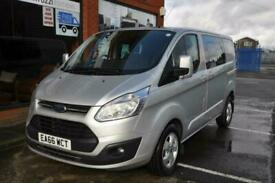 2016 Ford Transit Custom 2.0 TDCi 130ps LOW ROOF DOUBLE CAB LIMITED VAN PANEL VA