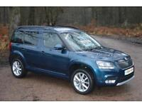 2014 SKODA YETI 1.2 TSI SE 5dr ONE OWNER ONLY 14,000 MILES