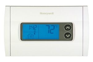Honeywell 7 day (weekday + weekend) programmable thermostat