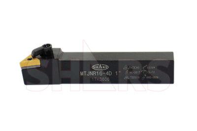 Shars 1 X 6 Rh Mtjn Indexable Turning Tool Holder Tnmg43 New P