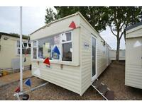 Static Caravan Steeple, Southminster Essex 3 Bedrooms 8 Berth Cosalt Torino