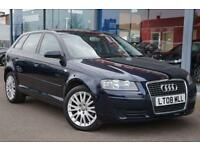 2008 AUDI A3 2.0 TDI SE 17andquot; ALLOYS, CRUISE and CLIMATE