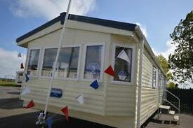 Static Caravan Whitstable Kent 3 Bedrooms 8 Berth Delta Sapphire 2017 Seaview