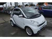 Smart fortwo 1.0 ( 71bhp ) Passion PANORAMIC ROOF SAT NAV AUTO