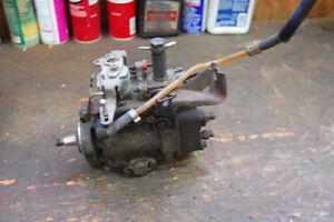 Volkswagen Golf IDI Diesel 1.6 Injection pump