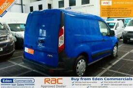 2016 16 FORD TRANSIT CONNECT 1.6 200 * FINISHED IN BLUE * PANEL VAN