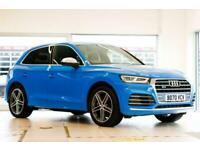 Audi Q5 SQ5 TDI Quattro 5dr Tiptronic - Bang and Olufsen - Estate Diesel Automat