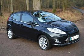 FORD FIESTA TDCi Zetec Turbo Diesel 5door One Owner 28,000 miles £20 ROAD TAX