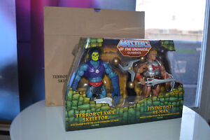 Masters of the Universe classics two pack
