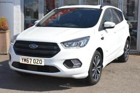 2018 FORD KUGA 2.0 TDCi 180 ST-Line 5dr Auto