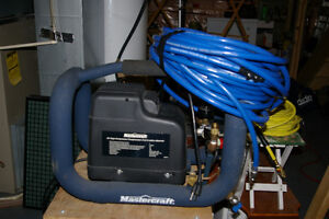 Mastercraft Portable Air Cage Compressor