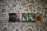 Agrippa, 5 premiers tomes