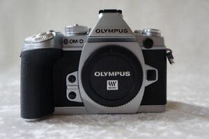 Olympus EM1, 45 1.8, Panasonic 7 14,100 300, 14 140, 45 200