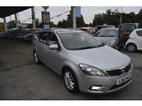 Kia ceed 1.6TD ( 89bhp ) 2012MY 2 EcoDynamics manual