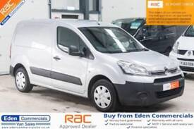 2013 13 CITROEN BERLINGO 1.6 625 ENTERPRISE L1 HDI PANEL VAN SILVER