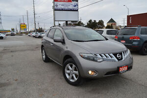2009 Nissan Murano SL SUV, Accident Free, 3 Years Warranty